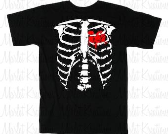 Skeleton Heart