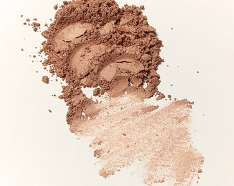 CINNABAR Pure Natural Minerals Blush - Cheek Face Color - Vegan Makeup - Gluten Free Blush