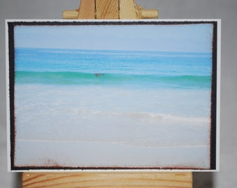 ACEO, Artist Trading Card, Ocean Photography
