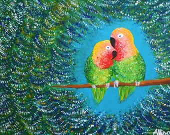 Loverbirds