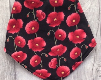 Handmade floral dribble bibs choose your fabric/ baby girl/ toddler