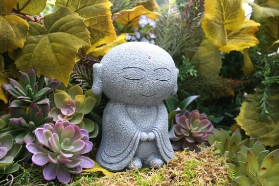 Jizo Statue Garden Jizo Buddha Jizo Bodhisattva Guardian