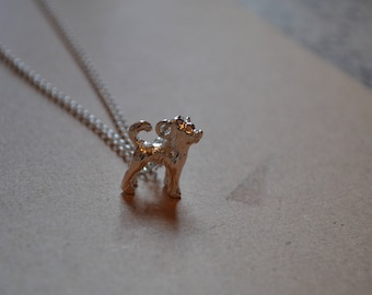 Yorkshire Terrier Necklace - Personalisation Available