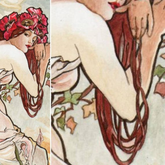 Custom bookmarks, hand painted bookmark, watercolor bookmark, reproductions