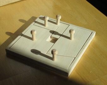 Vanishing Hole Puzzle