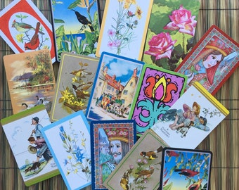 Vintage Playing Cards - Lot of 15