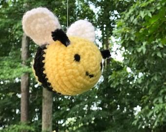Amigurumi Baby Bee
