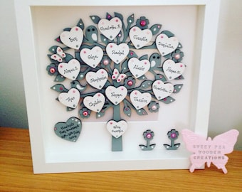 Personalised Bridesmaid / Hen Party Gift for the Bride