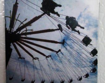 Carnival Photo Magnet