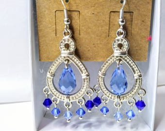 Water Drops Earrings