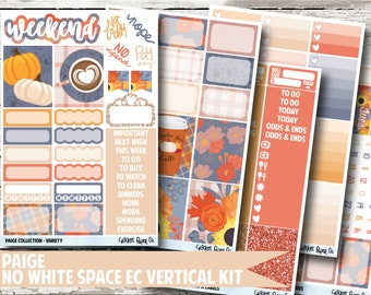 Paige Planner Stickers - No White Space Kit