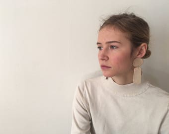 XL Statement Earrings | Handmade | One of a Kind