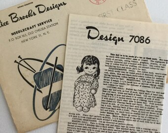 Vintage Mail Order Sewing Patterns