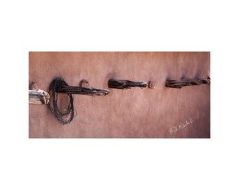 Corral Wall Fine Art Photography Western Home Decor Southwest New Mexico West Ranch House chic rustic Adobe country home art barbed wire art