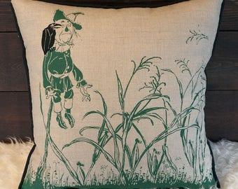 Scarecrow - Pillow
