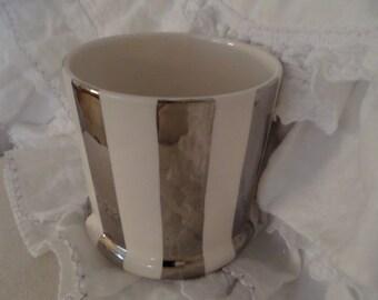 Vintage Paris Apartment Beautiful Pottery Glass Vase Laurie Gates Shabby Chic