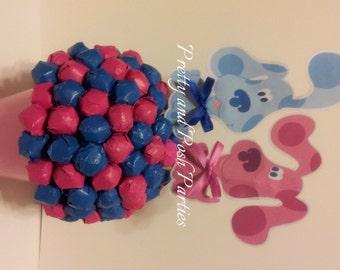 Blues Clues Lollipop Bouquet