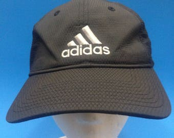 Vintage Adidas fitted Hat size L/XL 1990s