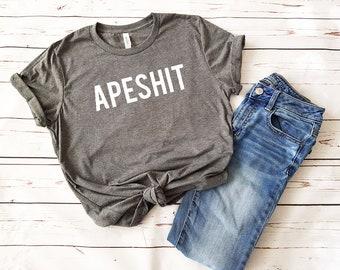 APESHIT Beyonce Jay-Z Shirt Tshirt OTRII Shirt Boyfriend Shirt Funny T-Shirt
