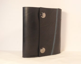 Recycled Rubber Trifold ID Wallet