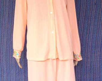 Vintage Sears Nylon Pajama Set FREE SHIPPING!!