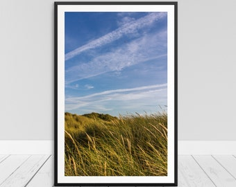 Beach Escape Print, Summer Print, Beach Art, Beach Print, Printable Beach Art, Beach Photo Download, Download Beach, Dreamy Print