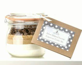 Cookie Mix - Belgian Chocolate Cappuccino Cookie Mix - Great Taste Award Winner