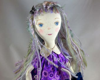 Penelope - A Soft Rag Doll