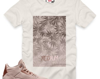 Particle Beige 3 Redrum WD T-Shirt