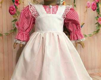 "Fits American Girl/18"" doll clothes/18"" doll dresses/18in doll clothing/18inch doll clothes/AG doll size/American Girl size/Doll Clothes 18"