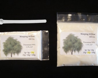 Triacontanol 99%, 1.5 EP - 1 5 10 25 50 g Gram Plant Growth Hormone Regulator