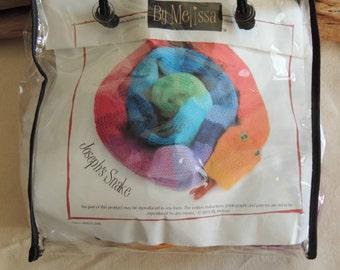 Knit kit by Melissa   50 % off