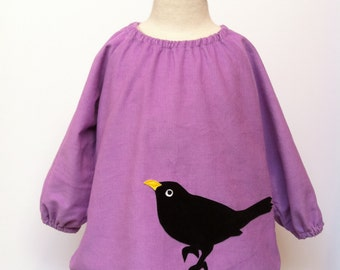Blackbird Singing in the dead of night! Beautiful handmade blouse...