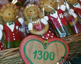 Hungarian Handmade Gingerbread Cookies
