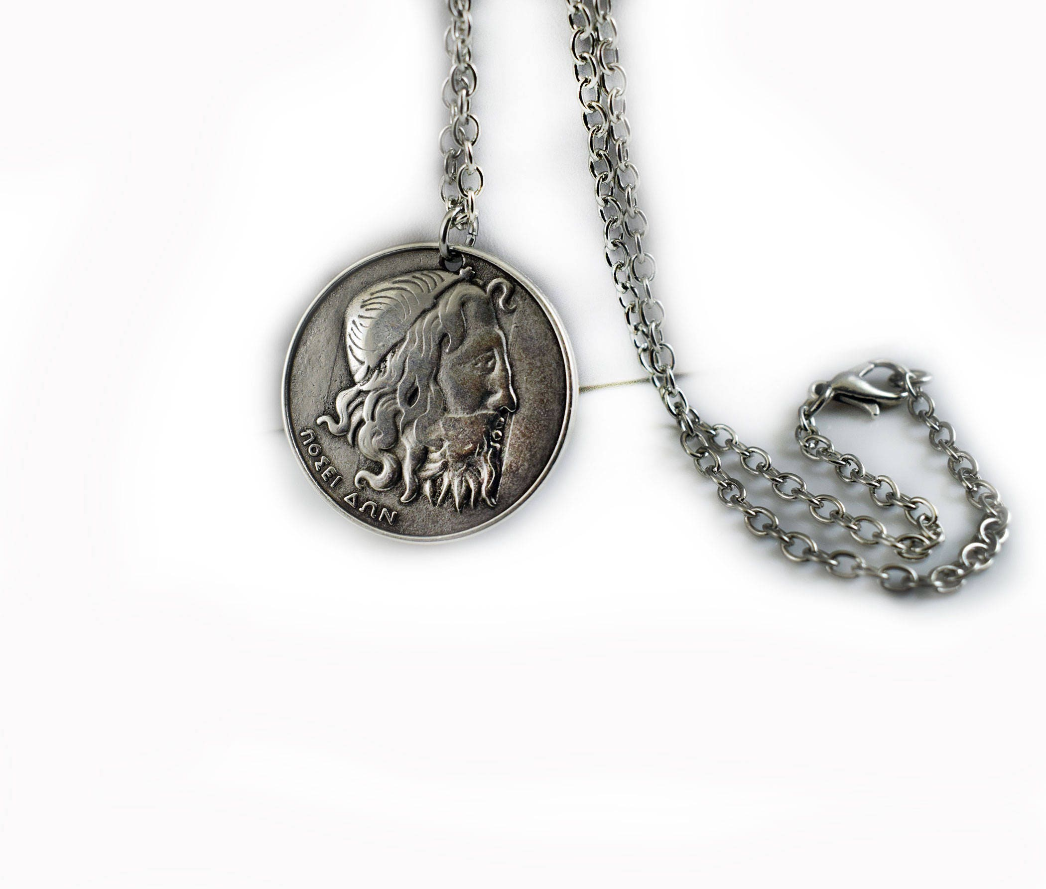 coin culturetaste nike poseidon macedonian silver and at bronze tetradrachm savati zpskmpwvjns pendant