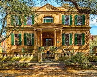 Historic Owens-Thomas House, Savannah, Georgia