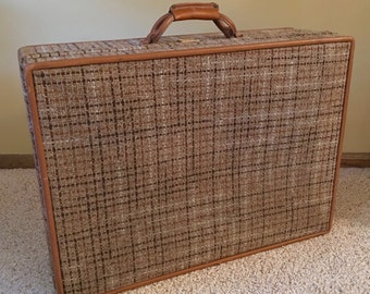 SALE! Large Hartmann Luggage suitcase