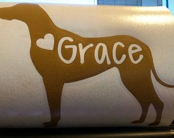Customized Great Dane
