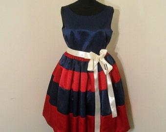 Anniversary dress etsy