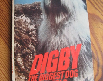 Digby The Biggest Dog in the World Alan Fennell 1974