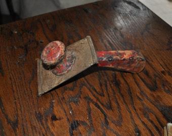 vintage scraper