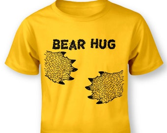 Bear Hug baby t-shirt