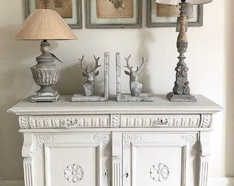 NOW SOLD Ornate Sideboard