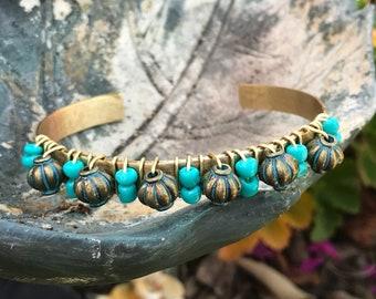 bohemian Vibe Cuff Bracelet