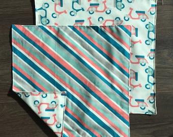 Organic Cloth Napkins for Kids