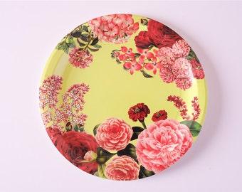 Julia Sugarbaker - 9\  Floral Paper Plates ... & Floral paper plates   Etsy