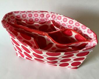 Taschenorganizer,switch bag,bag in bag,Organisator,purse organizer,