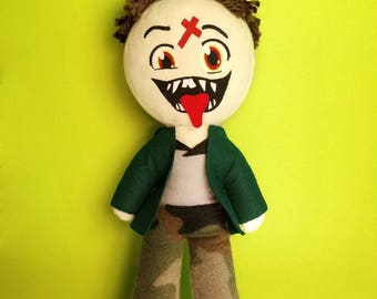 Evil Ed (Fright Night) Custom Plushie