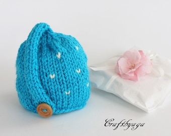 Newborn Baby Hat,Baby Photography Prop,Newborn Hat Knit,Chunky Knit Baby Hats,Baby Beanie,Knit Baby Hat,Photo Prop Hat,Hand Knit Baby Beanie