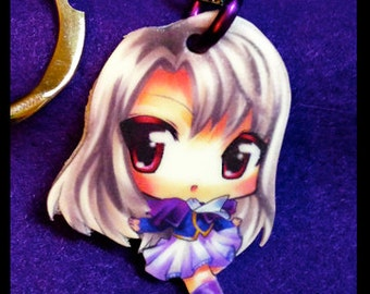 Illya Fate Stay Night Keychain